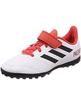 adidas Predator Tango 18.4 TF J H&l, Botas de fútbol Unisex niños
