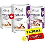 MILICAL - 2 - Pur protéine vanille MILICAL