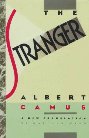 Book cover for The Stranger