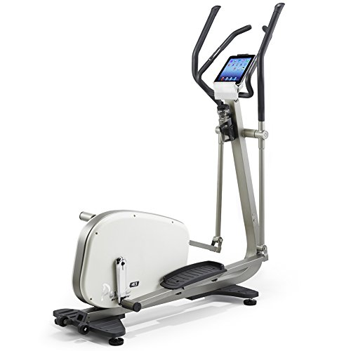 Tunturi Pure Cross R 4.1 Cross Trainer Elliptical - Light Commercial | 21.2 Stone User Weight Capacity | iPad / Android Tablet Compatible