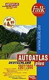 Falk Autoatlas plus Deutschland 2007/2008: 1:300000