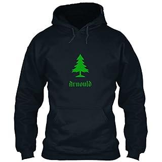 teespring Arnould Family Christmas Tree Simple Sweatshirt - L - French Navy - Standard College Hoodie