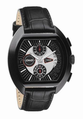 D&G DW-0214 – Reloj de Señora movimiento de cuarzo con correa piel