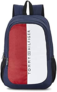 Tommy Hilfiger 45 cms Navy Laptop Backpack (TH/BIKOL08HRP)