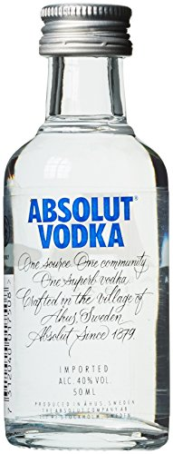 Absolut Wodka Pet (1 x 0.05 l)