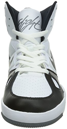 Nike - Son Of Flight, Baskets Da Uomo Blanc / Noir / Cool Grey