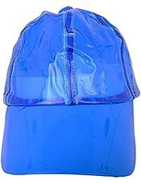 Inaaya Men & Women Outdoor Rain Sun Waterproof Caps, Polyester, Waterproof Caps for Men, Blue, 10 Grams, Pack of 1