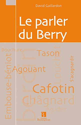Le Parler du Berry