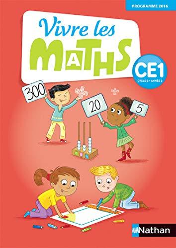 livre télécharger Vivre les maths CE1 Cycle 2, Année 2, Fichier d'activités – Programme 2016