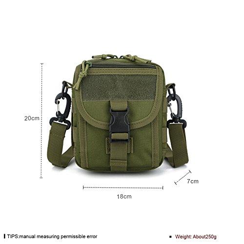 Faysting EU borsa a spalla pacchetto per uomo studenti militare stile vari colori per scegliere buon regalo F