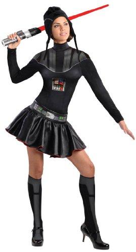 Darth Vader-Kostüm für Damen