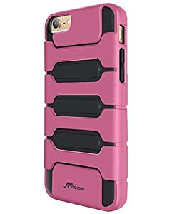 "iPhone 6 Case, roocase [Shock Resistant] iPhone 6 Tough Hybrid PC / TPU [XENO Armor] Case Cover for Apple iPhone 6 4.7"", Pink"