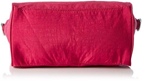 KiplingAmiel - Borsa con Maniglia donna Rosa (Cherry Pink C)