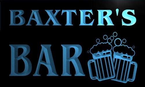 w000647-b-baxters-nom-accueil-bar-pub-beer-mugs-cheers-neon-sign-biere-enseigne-lumineuse
