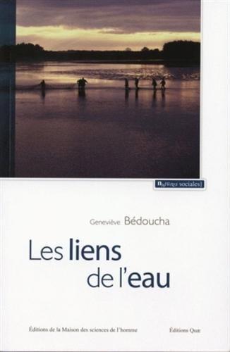 Les liens de l'eau par Geneviève Bédoucha