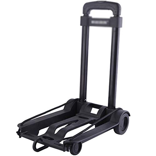 YONGMEI Folding Hand Truck Dolly Metal Frame Shopping for sale  Delivered anywhere in UK