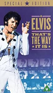 Elvis: That's The Way It is (Special Edition) [1970] [VHS]