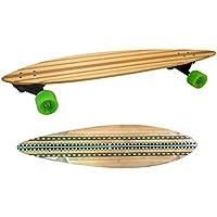 skateboard longboard in legno colorado