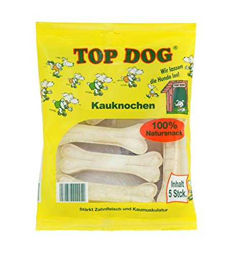 TOP DOG Kauknochen 5 Stück; TOP DOG chewing bones 5 pcs
