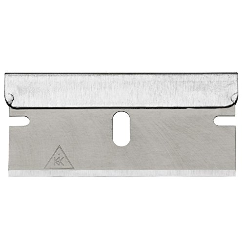 """Hultafors 990.142,8cm RB Babyaufkleber """"Ersatzklinge Set für Glas-Schaber-Silber (10Stück)"""