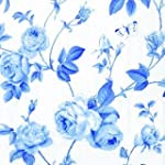 IHR Rambling rose white blue traditio...