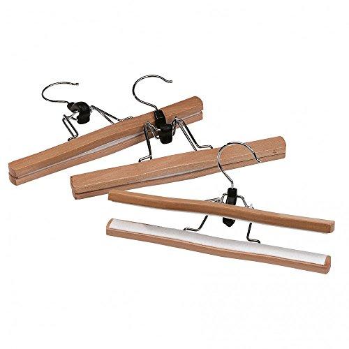 Preisvergleich Produktbild Hosen- Bügel aus Holz 3er Vorgänger (029123 / 277052)