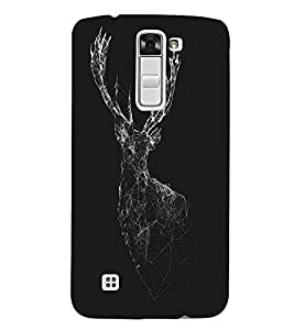 Perfect print Back cover for LG K10