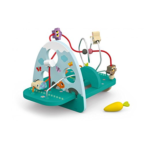 Janod Mini looping Lapin et Compagnie