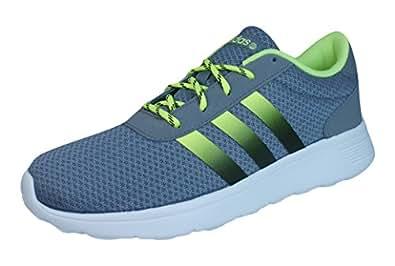 Adidas Lite Racer, Unisex adulto,, grigio (Grey), 44 EU