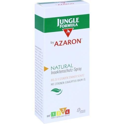 JUNGLE Formula by AZARON NATURAL Spray 75 ml