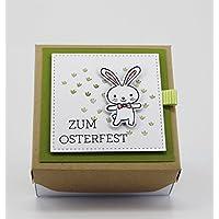 Geschenkbox Ostern Gastgeschenk Osternest