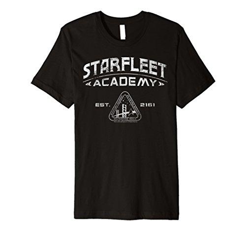 Star Trek Starfleet Academy 2161 Vintage Premium T-Shirt