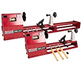Best Wood Lathes - Lumberjack SWL350 375W 230V Variable Speed Wood Lathe Review