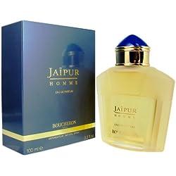 Boucheron Jaipur Homme/Men, eau de parfum, flacon vaporisateur 100ml, 1er Pack (1x 100ml)