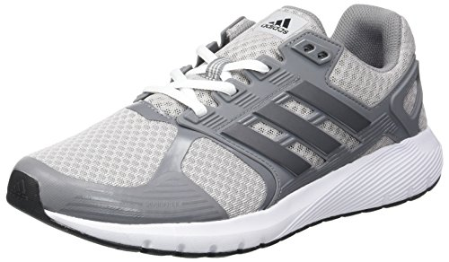 adidas Duramo 8, Chaussures de Running Compétition Homme Gris (Grey Two F17/night Met. F13/grey Three F17)