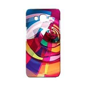 BLUEDIO Designer 3D Printed Back case cover for Samsung Galaxy E5 - G2632
