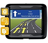 Navman F360 Navigationssystem mit 23 Ländern Europa-Karte (3,5 Zoll Display)