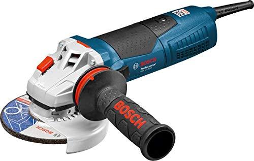 Bosch GWS 17-125 CI 060179G002 Professional - Amoladora angular (cable 1700 W, 240 V)