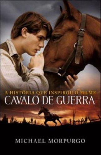 Cavalo De Guerra. Capa Do Filme (Em Portuguese do Brasil)