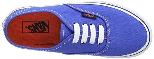 Vans Authentic VJXI4LL Unisex - Kinder Lauflernschuhe Strong Blue/Nasturtium