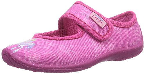 Prinzessin Lillifee 230228, Baskets Basses fille Rose - Rose