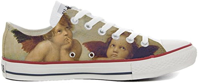 Converse All Star Customized - Zapatos Personalizados (Producto Artesano) Artístico -