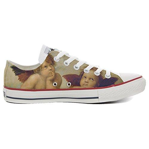e All Star, personalisierte Schuhe (Handwerk Produkt) Slim Artistic Style - Size EU 34 ()
