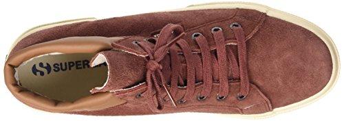 Superga 2204-Suem, Chaussures de Gymnastique Homme Marron (221 Mogano)