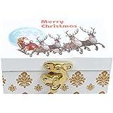 Zari Boxes Small Gift Box Merry Christmas
