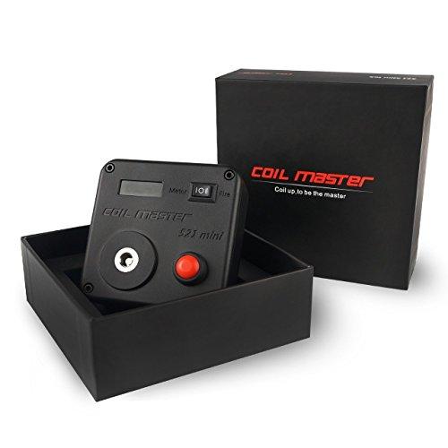 Coil Master 521Tab Mini 100% Autentico Ohm Meter Multifunzionale Ricostruzione ponte con autenticità Adesivo