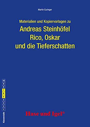 Book's Cover of Rico, Oskar 01 und die Tieferschatten. Begleitmaterial
