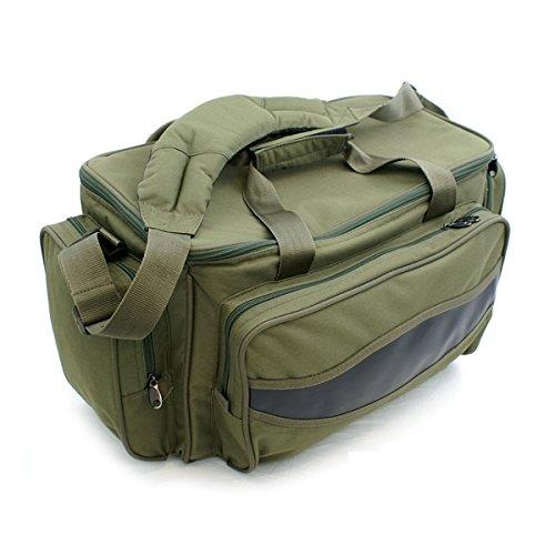 Carryall Tasche 52 x 36 x 42cm KarpfenTasche Tackle Bag Angeltasche Anglertasche Carp Bag