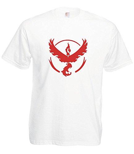 Unknown Herren T-Shirt Weiß