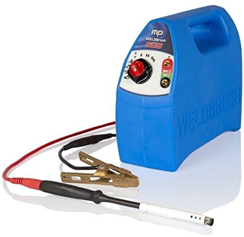 AES WB. 1256soldadura cepillo WB 500limpiador de soldadura de acero inoxidable